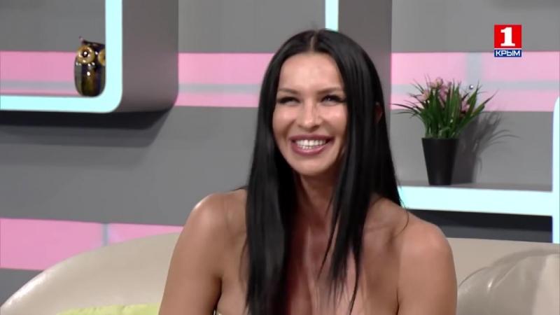 Оксана Ковалевская KRASKI - интервью для Крымского телевидения ( 06.05.2016)