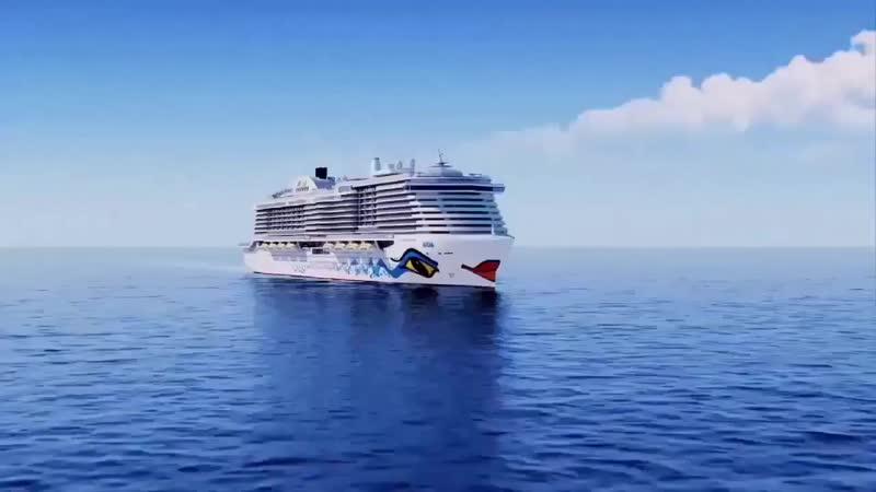 Пятерка самых крутых морских лайнеров которые будут спущены на воду в 2018 году mp4