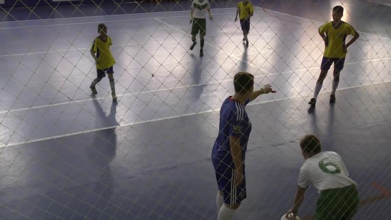 U-15 | Маневичі - Енергія U-16 - 111 | Дитячий Ярмарок Футзалу 2018