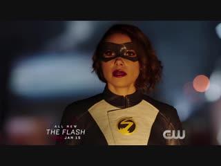 Флэш / The Flash.5 сезон.10 серия.Промо (2018) [1080p]