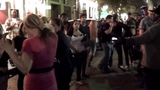 Drunk Girl Fight After Club Downtown Texas - BEST EVER