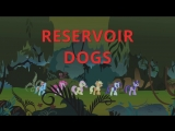 Reservoir Dogs. Trailer. PMV