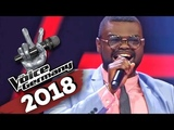 Justin Timberlake - Rock Your Body (John Alexander Garner) The Voice of Germany Blind Audition