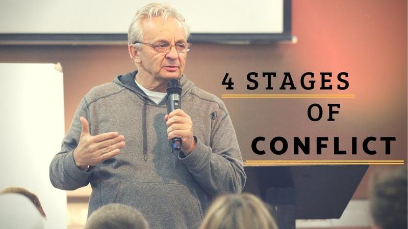 Sergey vityukov - 4 stages of conflict - Camp 2018 day 1- Сергей Витюков