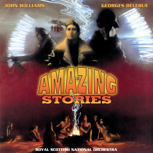 John Williams альбом Amazing Stories (Music From The Original TV Series)