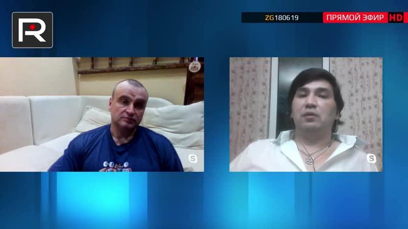 «Русский мир» в Казахстане. В гостях Ермек Тайчибеков • Revolver ITV