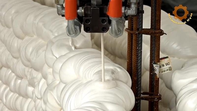 Как печатают дома на 3D принтере