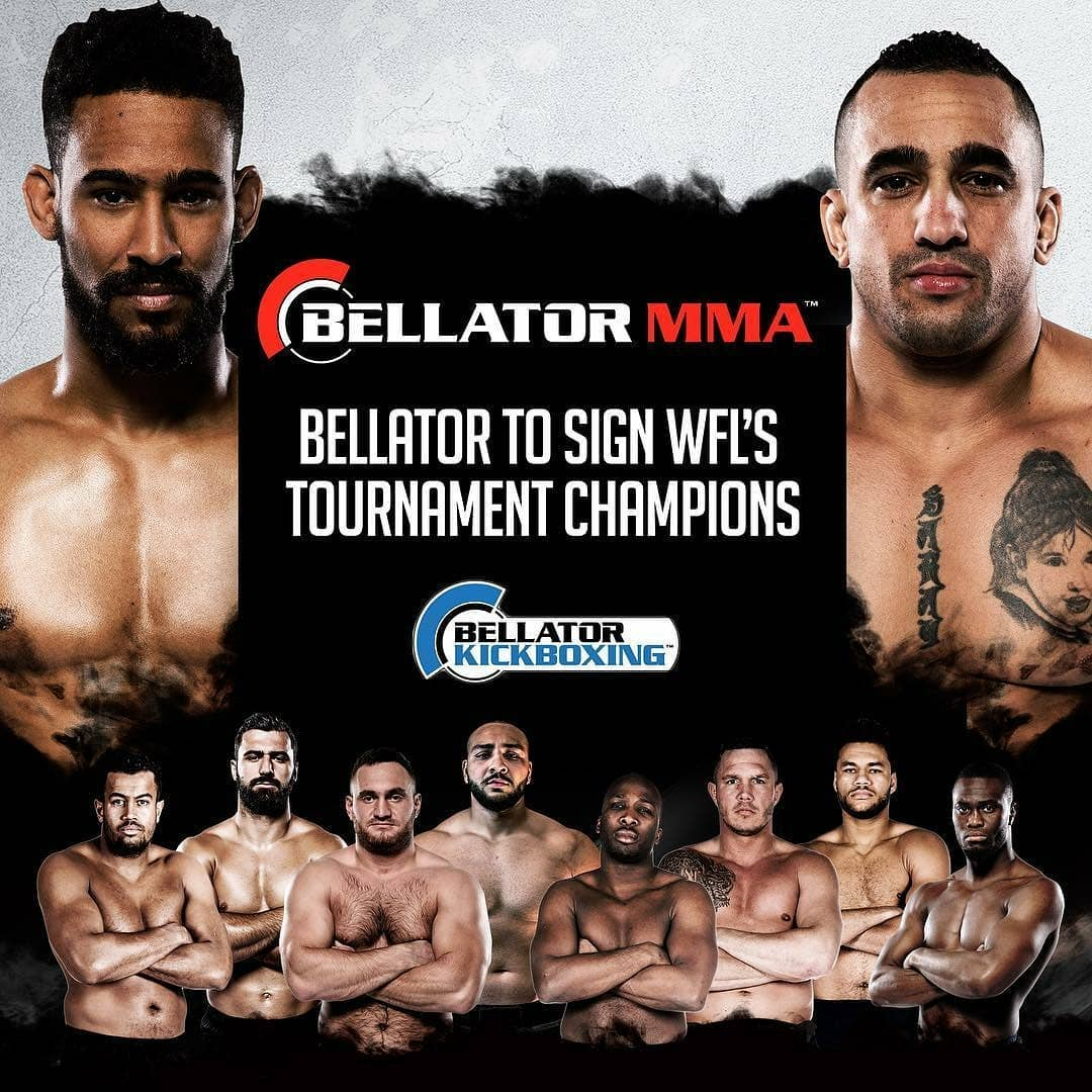Bellator to Sign WFL's 'Final 8' Heavyweight Grand Prix and MMA Lightweight Tournament Champions Es_aOrouE3I