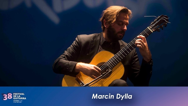 Marcin Dylla – Festival de la Guitarra 2018