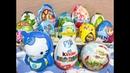 Kinder surprise against cheap chocolate eggs-КИНДЕР сюрприз ПРОТИВ ДЕШЕВЫХ шоколадных ЯИЦ кто круче