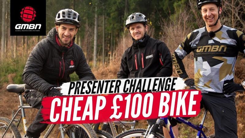 Cheap Mountain Bikes | GMBN Presenter Challenge