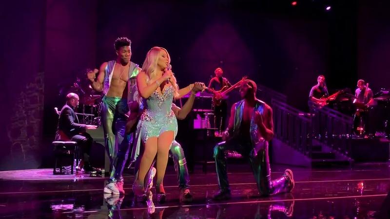 YDKWTDEmotions Mashup (live at the Caution Tour) - Mariah Carey in Toronto