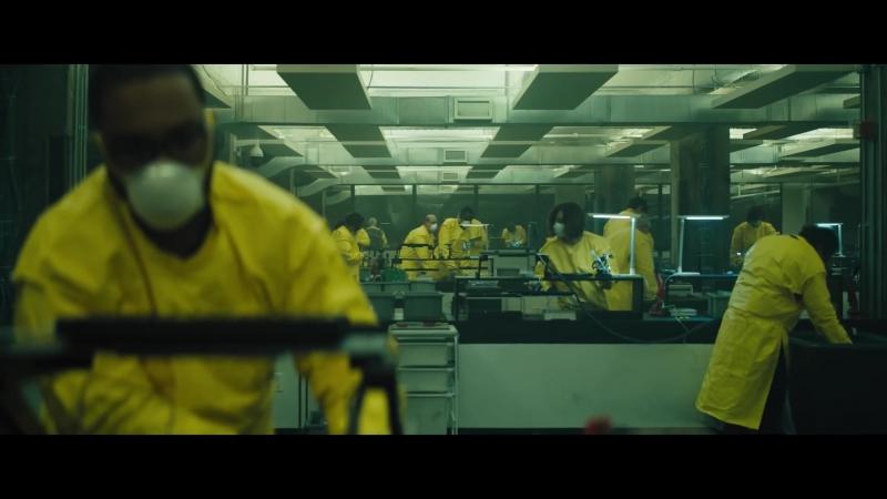 Captive state / Земля в осаде (2019) Трейлер