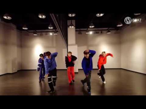 NCT127 - 소방차(Fire Truck) Dance practice (by A.C.E 에이스)