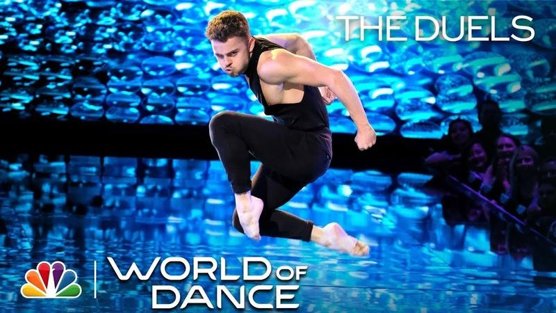 Michael Dameski: The Duels - World of Dance 2018 (Full Performance)