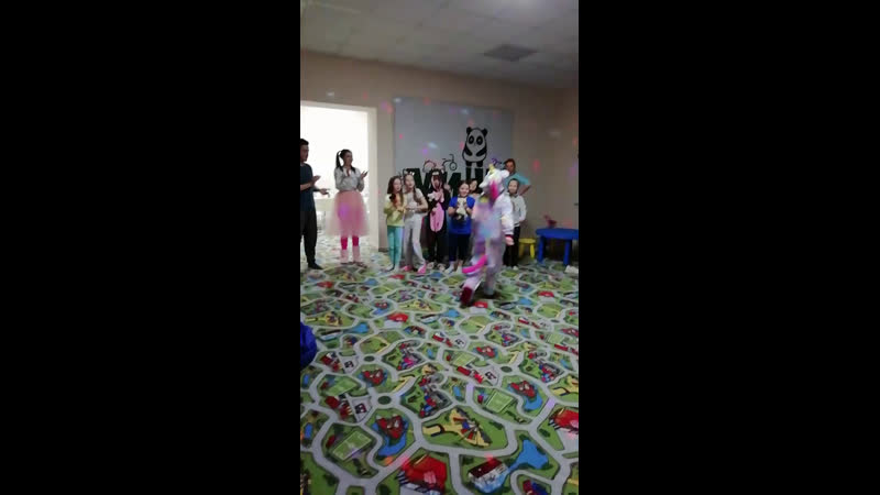 Пижамная вечеринка ФанФан