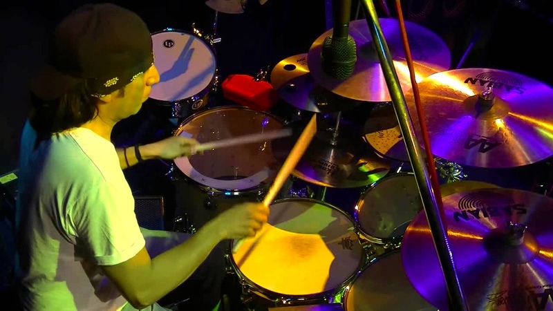 Joey Heredia drums