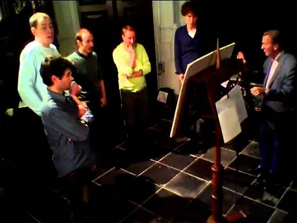 Josquin des Prez - Miserere mei, Deus (Cappella Pratensis)