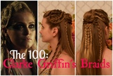 The 100 Clarke Griffin's Braids