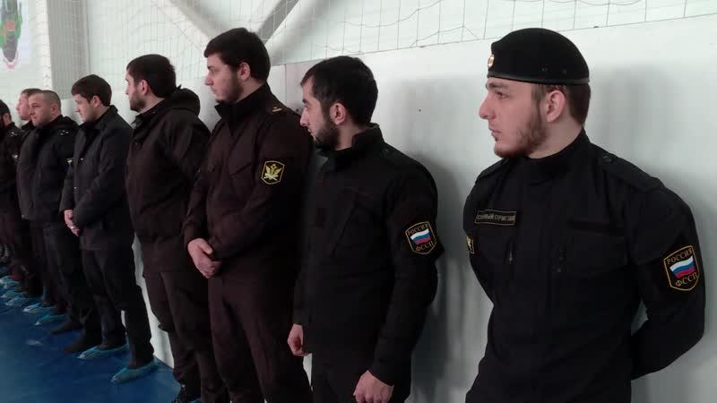 Всероссийский турнир по комплексному единоборству в память погибших сотрудников