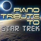 Piano Tribute Players альбом Piano Tribute to Star Trek