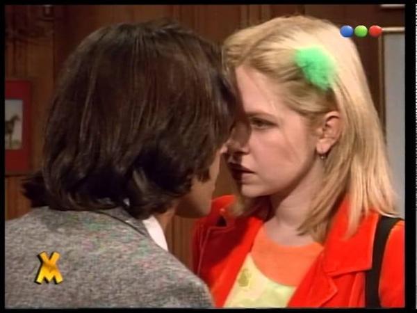 Camara Intrusa con Andrea del Boca Videomatch 1997
