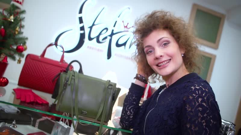 Известная радиоведущая Кира Миронова посетила флагманский бутик Stefan!