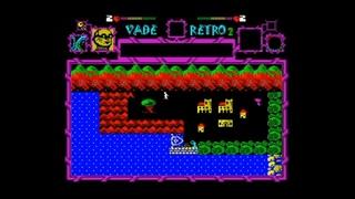 Vade Retro II: Los Secretos del Doctor Malfario (2017) Walkthrough + Review, ZX Spectrum