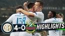 Inter Milan vs Rapid Wien 4-0 Highlights & All Goals | Full HD 21/02/2019
