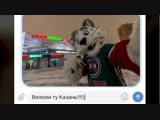 #айдавКазань! Барсик зовёт своих на Матч Звёзд КХЛ