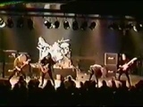 Cryptopsy Live 1995 Knoxville, Tennessee with bonus fight RARE FOOTAGE