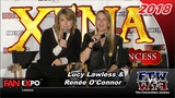 Xena's Lucy Lawless & Renee O'Conner Fan Expo Canada 2018 Full Panel