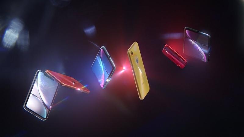 IPhone XR Spectrum Apple
