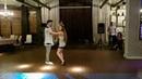 Школа танцев Art Salsa Club. Artur y Natalie. Bachata