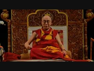10 июля 2011. Далай-лама. Учения перед посвящением Калачакры в Вашингтоне. День 2