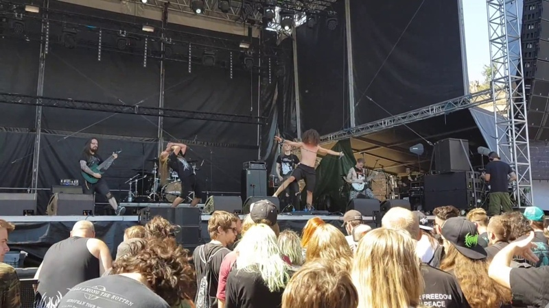 ANGELMAKER Brutal Assault 2018.