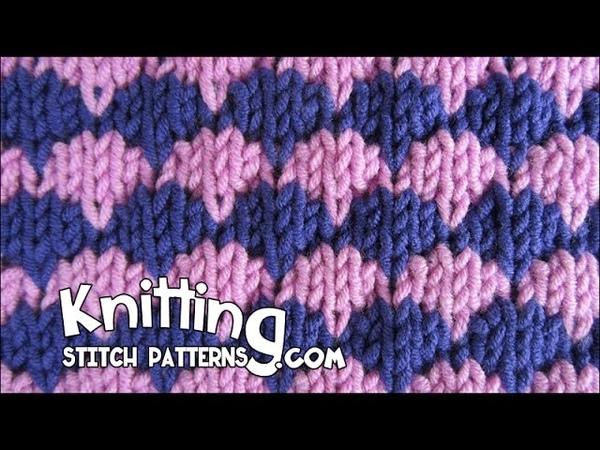 Dip-stitch Check