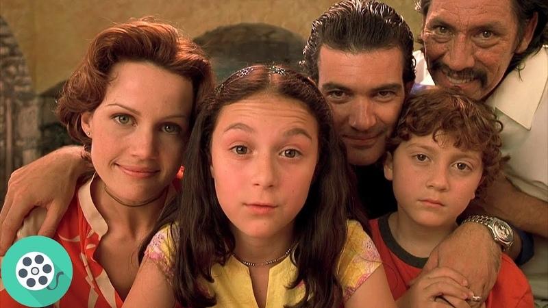 Шпионить легко! Сохранить свою Семью - это важнее! Конец фильма. Дети шпионов (2001) год.