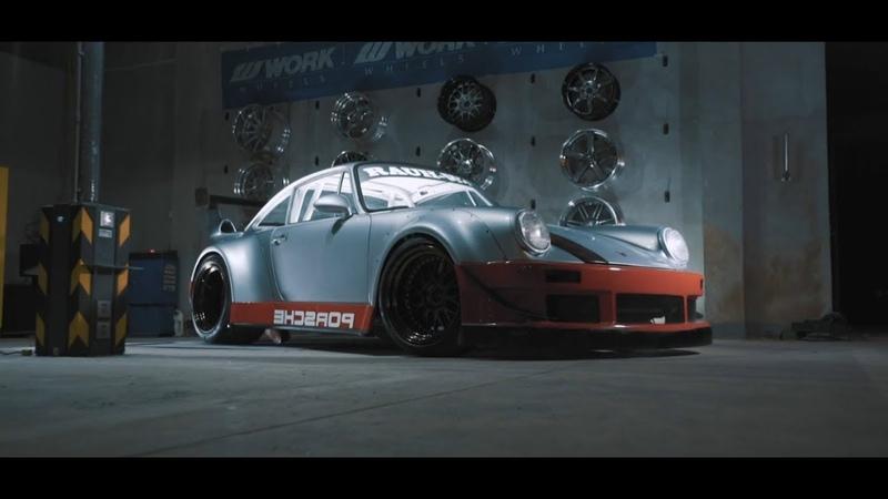 Sony A7S S-LOG3 Shenzhen RWB NakaiSan Porsche 911