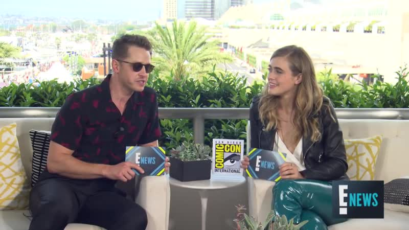 Josh Dallas on Filming Without Wife Ginnifer Goodwin E Red Carpet Award Shows