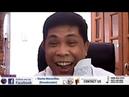 Dante Maravillas June 25, 2019. Leni, Sinisisi ang Marcos Camp sa kanyang pagiging Boba!? !