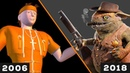 My 3D Art Progress in 14 Years Blender Cinema 4D