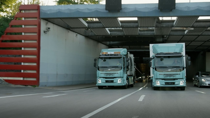Volvo Trucks - How the EU legislation on CO2 emissions will affect the transport industry