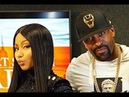 NICKI MINAJ TALKS QUEEN, WEED, MEEK MILL, & MORE WITH DJ CLUE (8/13/18) [FULL AUDIO]