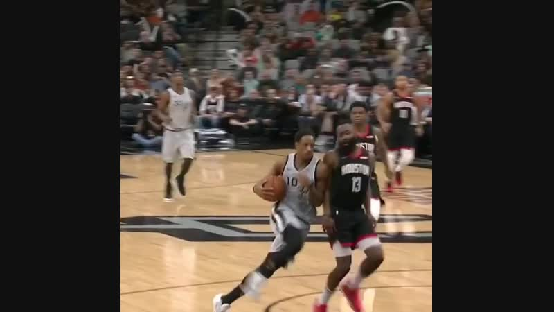 Harden's defence