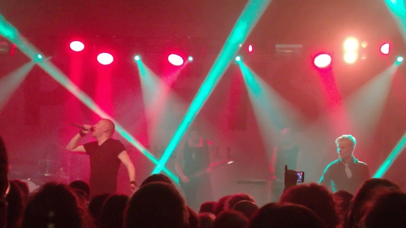 Poets of the Fall - The Sweet Escape @ Rock City, Nottingham 13.10.2018