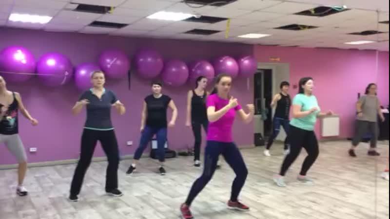 Фитнес-центр Non-Stop, танцевальные тренировки