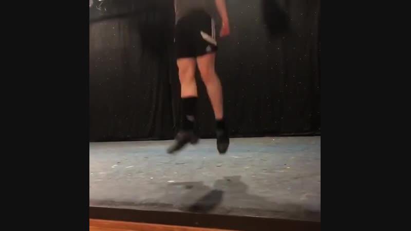 Matty Sellers - PHOD | Ирландские танцы