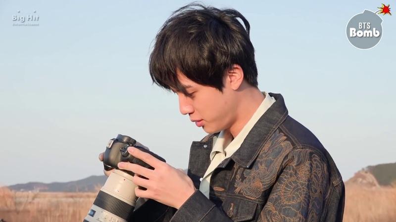 [BANGTAN BOMB] Photographer JIN - BTS (방탄소년단)