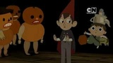 Over The Garden Wall - Hard Times at the Huskin' Bee (Clip 2)